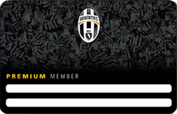 tessera del tifoso Premium Member